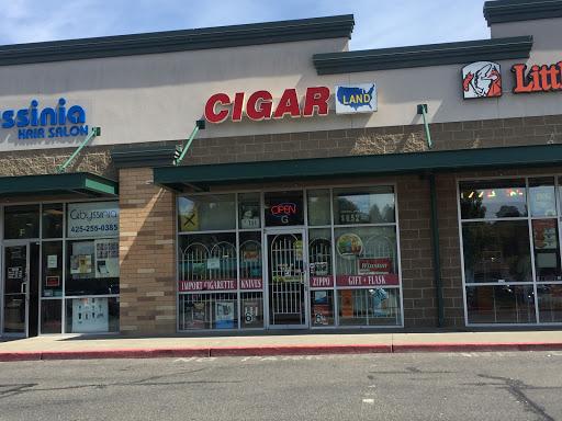 Tobacco Shop «Cigar Land Renton», reviews and photos, 203 S 2nd St G, Renton, WA 98057, USA