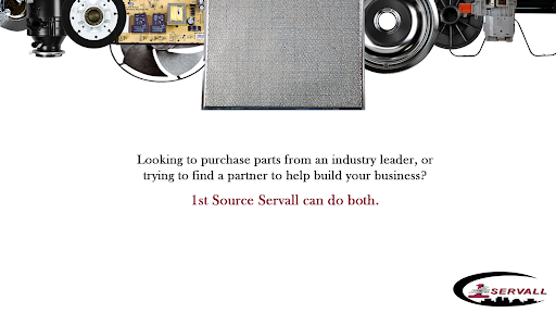 Appliance Parts Supplier «1st Source Servall Appliance Parts