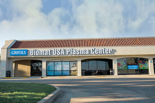 Biomat USA, 6700 E Reno Ave, Midwest City, OK 73110, Blood Donation Center