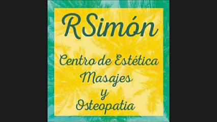imagen de masajista RSimon