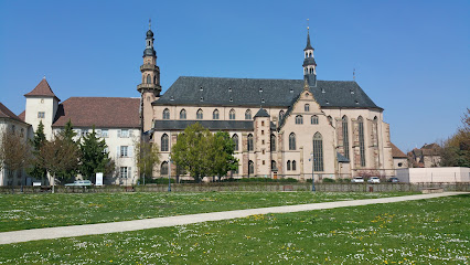 Jesuit Church, Molsheim