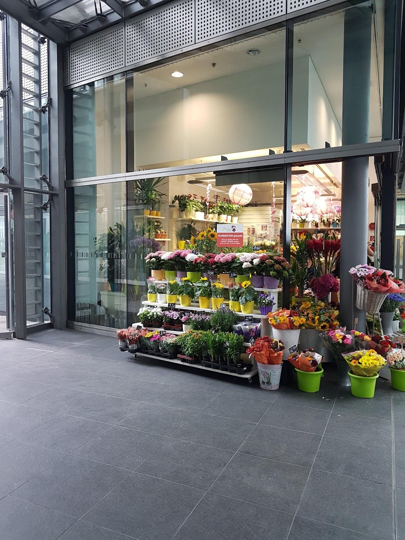 Blumen Rower Gmbh Hauptbahnhof In Der Stadt Berlin