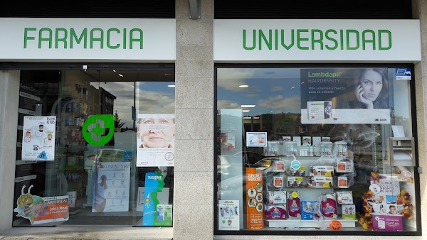 Farmacia Universidad