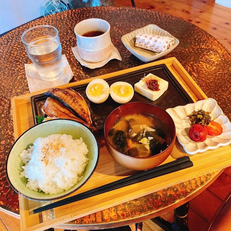 島ぐらしカフェ chigoohagoo