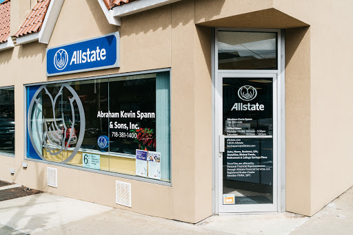 Allstate Insurance Agent: Abraham Kevin Spann, 6477 Dry Harbor Rd, Middle Village, NY 11379, Insurance Agency