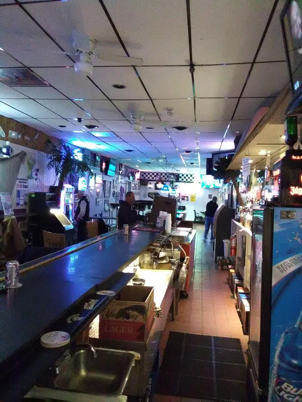Paradise Bay bar