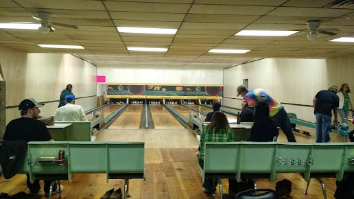 Diamond Bowling Alley