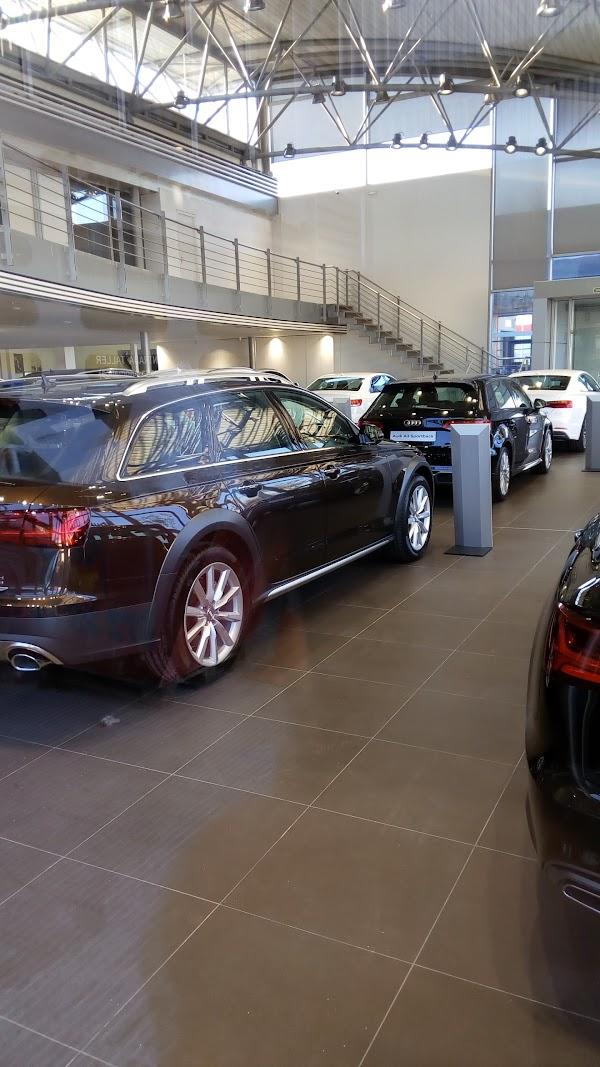 Autopodium Audi Girona