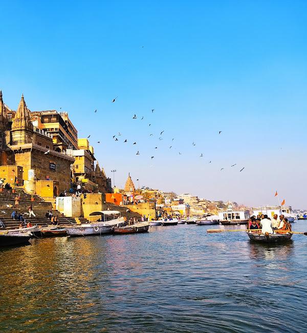 Dashashwamedh Ghat, best place to visit in varanasi