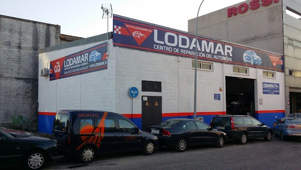 Lodamar. Taller mecanico de coches en Cadiz