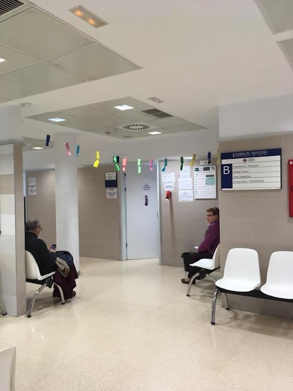 Centre de Salut de Nou Moles