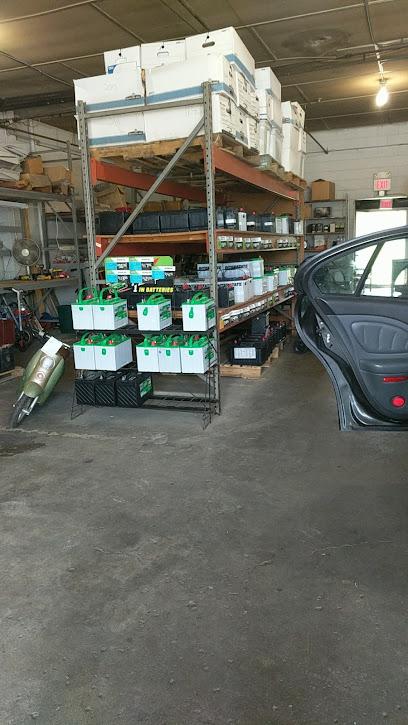 Car battery store Interstate All Battery Center