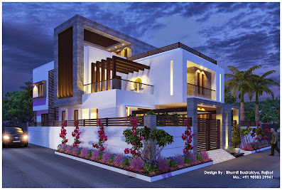 (Interior Designer – Rajkot) Bhumit BadrakiyaRajkot