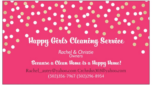 Happy Girls Cleaning Service in Louisville, Kentucky