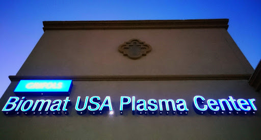 Biomat USA, 209 S Jackson Rd, Edinburg, TX 78536, USA, Blood Donation Center