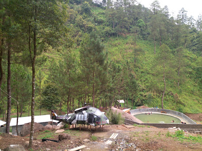 Pemandian Kalianget Kalibening Banjarnegara