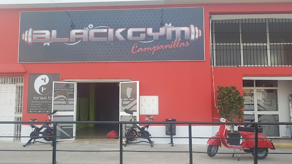 Black Gym
