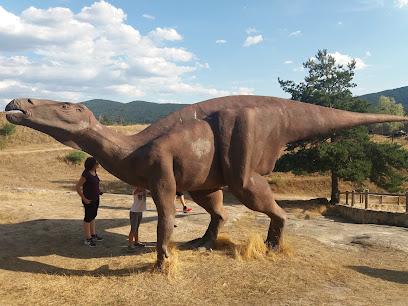 Huellas Dinosaurio Regumiel De La Sierra