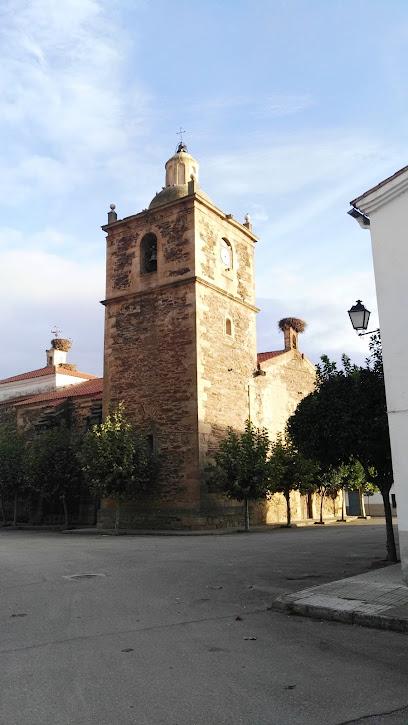 Iglesia de Casas de Don Gómez