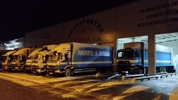 Transportes M-esteban