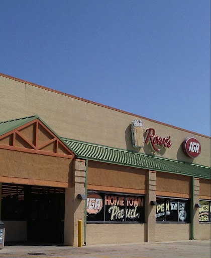 photos of comments supermarket rowes