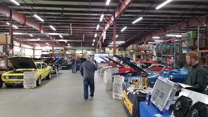 Auto parts store Ground Up - SS396.com