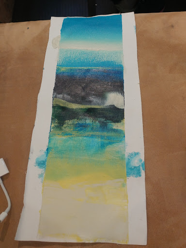 Painting School Caroline Archambault atelier in Saint-Sauveur (Quebec) | CanaGuide