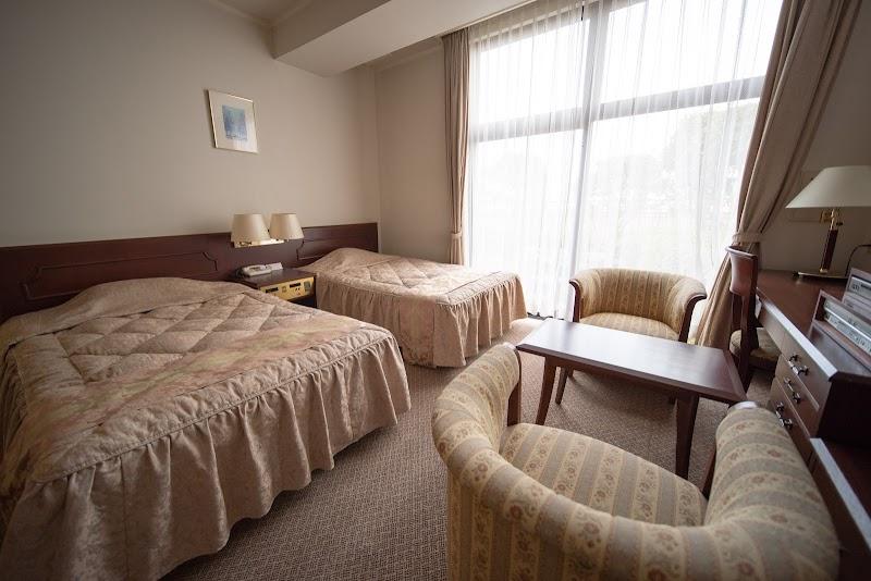 アトンパレスホテル茶寮砂の栖