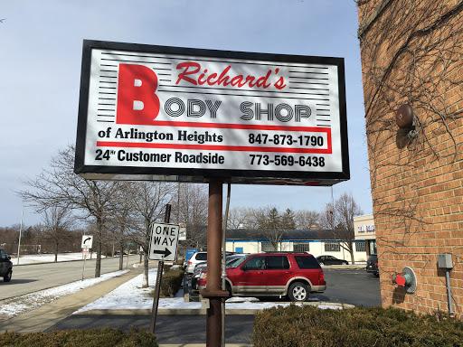 Richards Body Shop >> Auto Body Shop Richards Body Shop Reviews And Photos 910 W