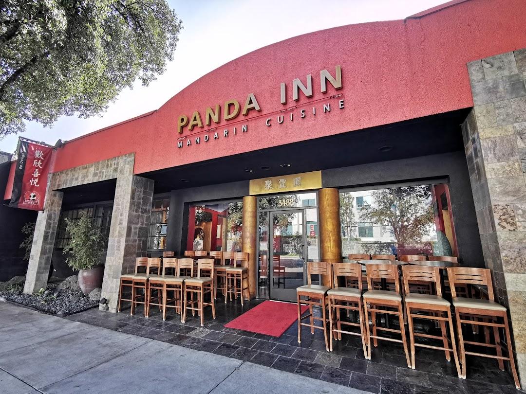 Panda Inn in the city Pasadena