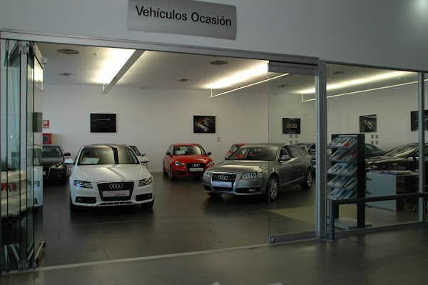 Audi Valladolid