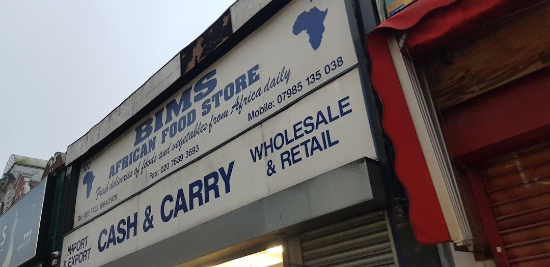 Bims African Food Store