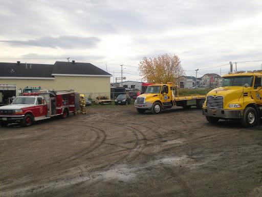Service de remorquage Remorquage Provincial Jacques D'Anjou Inc à Rimouski (Quebec)   AutoDir