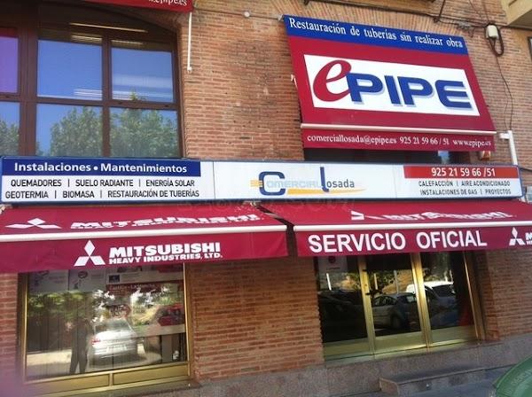 Comercial Losada, S.L.