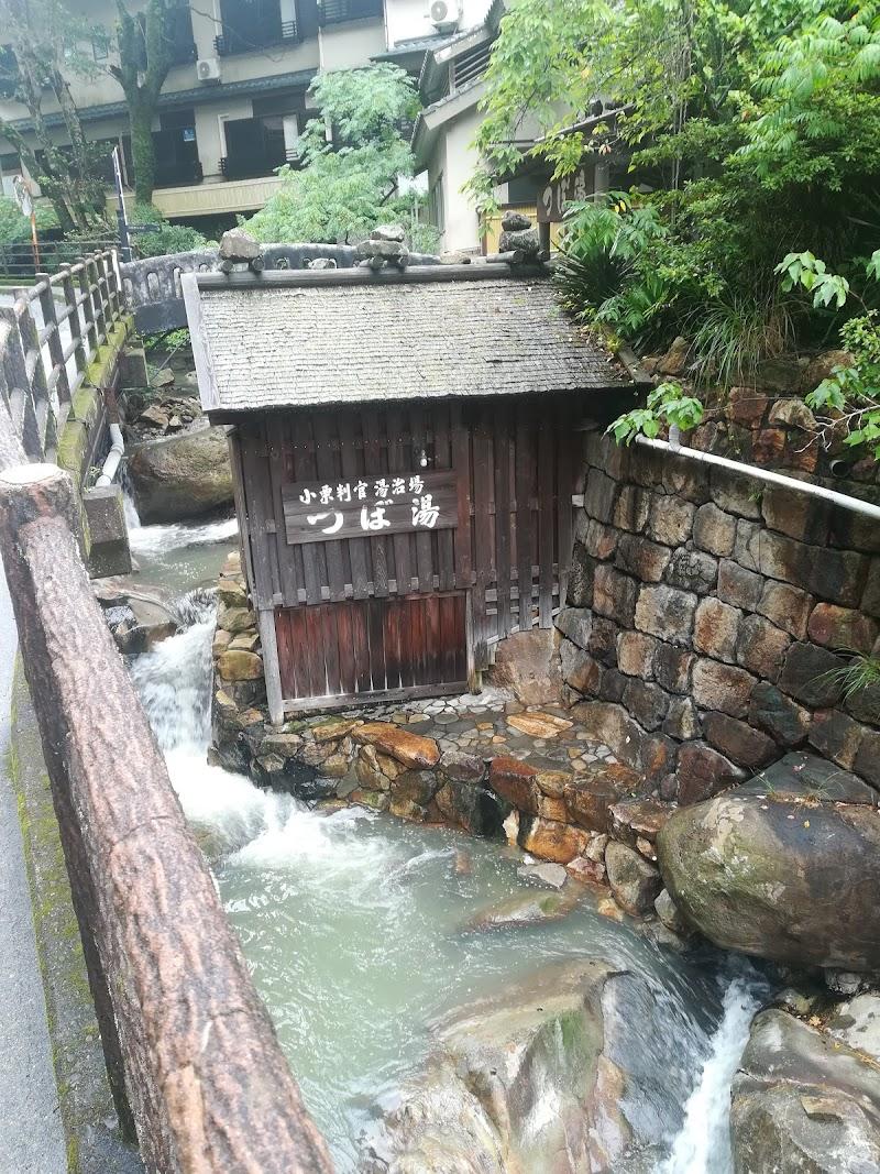 湯 温泉 の つぼ 湯 峰