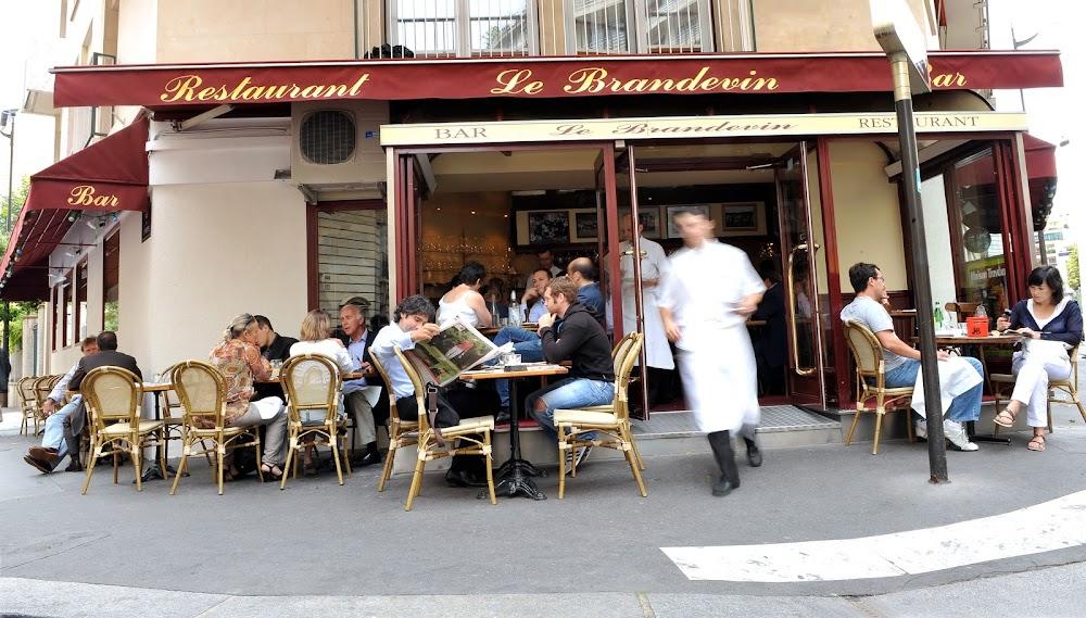 photo du resaurant Le Brandevin