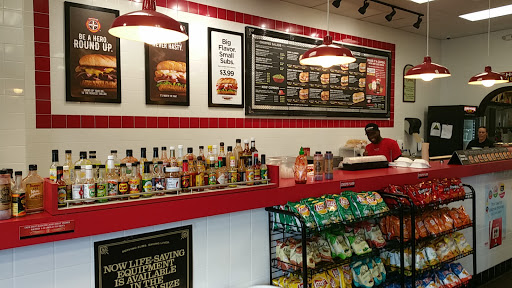 Sandwich Shop «Firehouse Subs», reviews and photos, 2520 Main St b, Glastonbury, CT 06033, USA