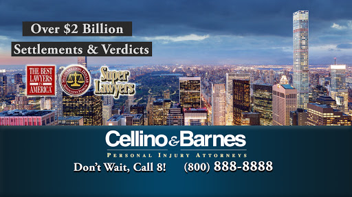 Personal Injury Attorney «Cellino & Barnes», reviews and photos