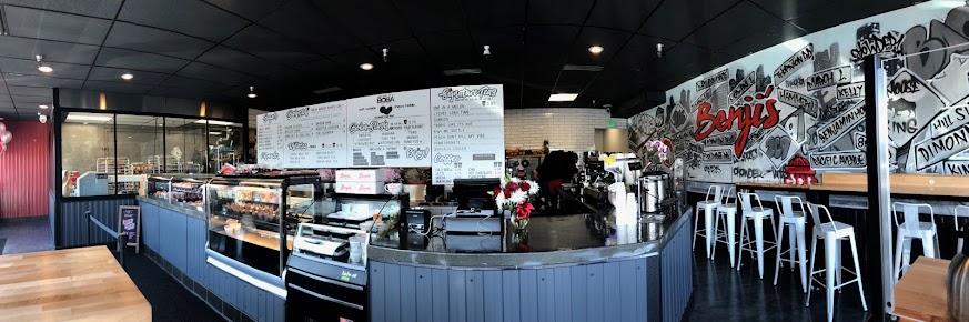 Benji's Bakery & Cafe
