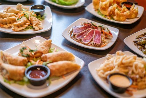 Asian Restaurant «Mama Fus Asian House», reviews and photos