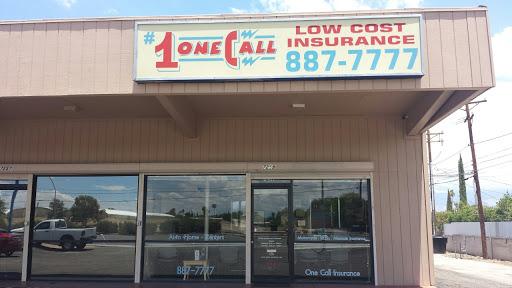 One Call Insurance, 7259 East Golf Links Road, Tucson, AZ, Tucson, AZ 85730, Auto Insurance Agency