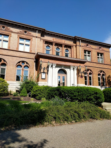Historical Place «Andrew Carnegie Free Library & Music Hall», reviews and photos, 300 Beechwood Ave, Carnegie, PA 15106, USA