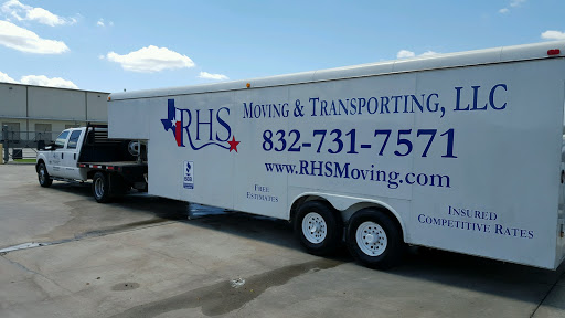 Mover «RHS Moving & Transporting», reviews and photos