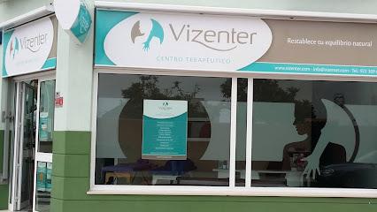 imagen de masajista Vizenter Centros de Terapias y Formación