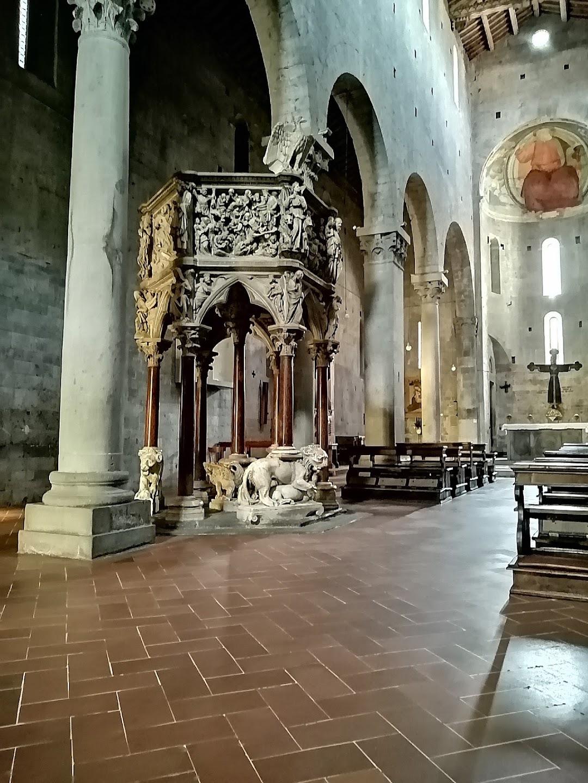 Chiesa S.Andrea Apostolo in Pistoia
