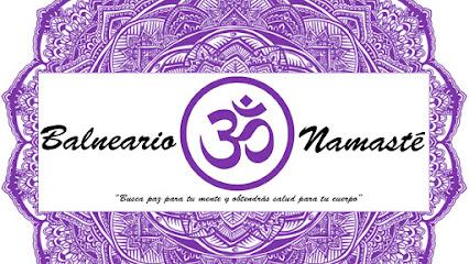 imagen de masajista Balneario Namaste