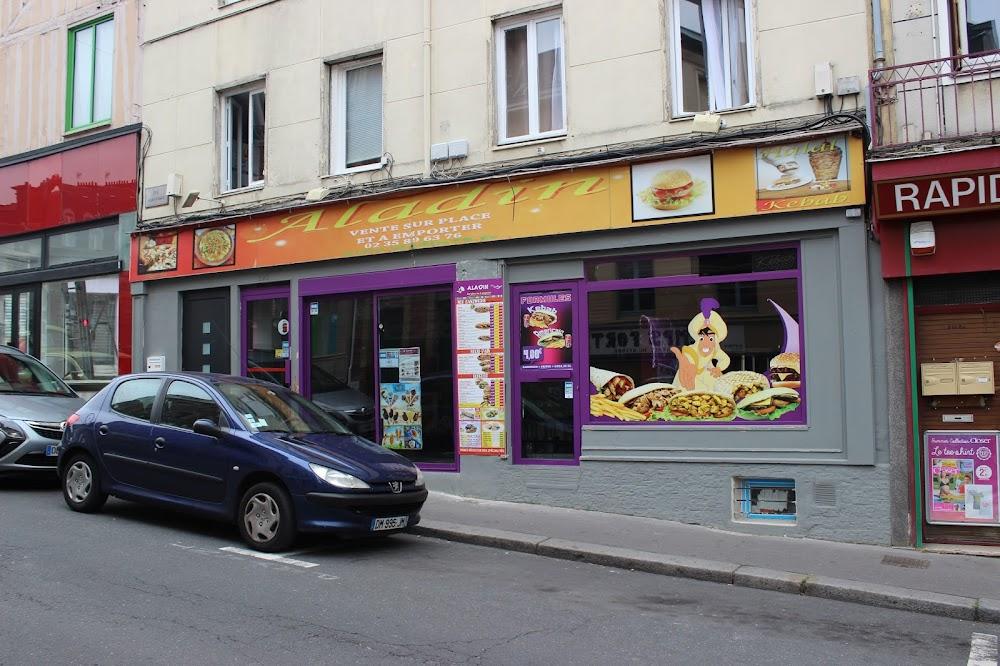 photo du resaurant Aladdin