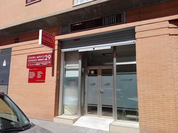 Centro Medico Gonzalo Bilbao 29