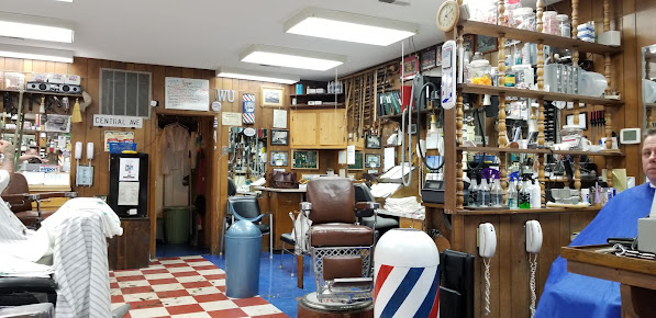 Central Avenue Barber Stylist