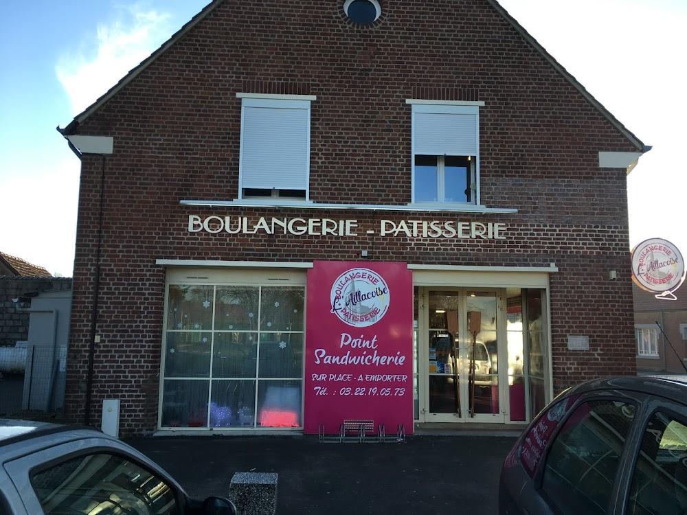 Boulangerie pâtisserie L'Aillacoise Ailly-le-Haut-Clocher